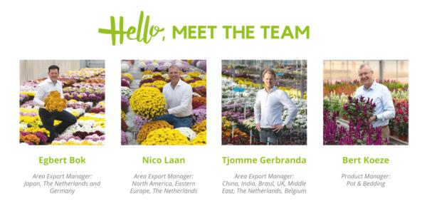 Meet the team - FlowerTrials